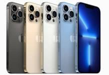 Estas son las características y el precio del nuevo iPhone 13