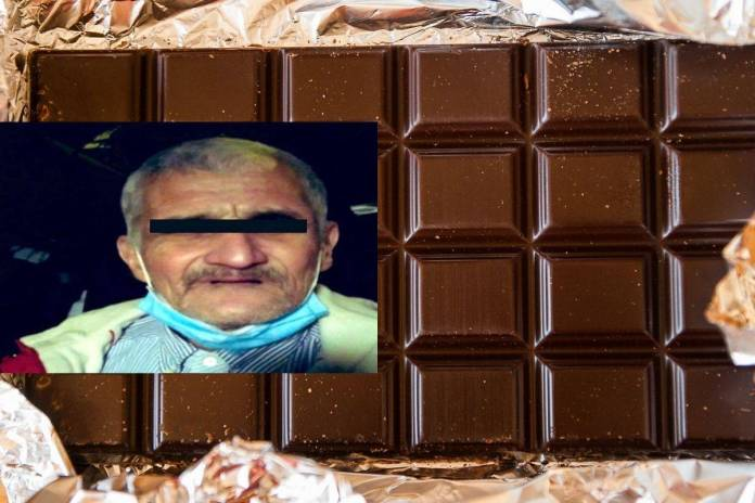 Abuelito es encarcelado por robar dos barras de chocolate en Tlalpan
