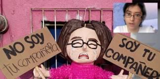 Piratería Ramírez asegura que Andra Milla los demandará por hacer piñata 'compañere'