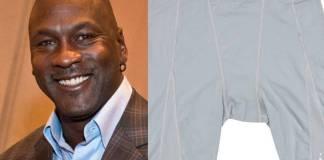 """Subastan calzoncillos """"muy usados"""" por Michael Jordan"""
