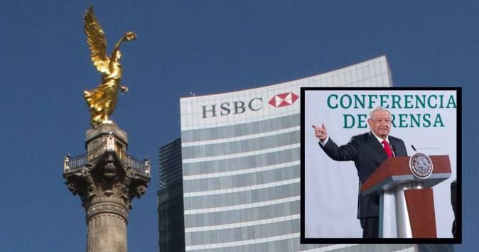 HSBC me canceló una cuenta de manera arbitraria: AMLO