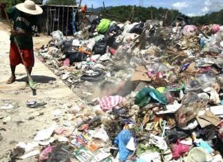 Declaran emergencia sanitaria en Acapulco por basura acumulada
