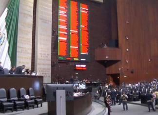 Diputados aprueban revocación de mandato