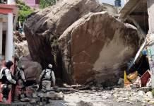 Se derrumba el Cerro del Chiquihuite, reportan a 4 personas desaparecidas