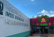 Fallece bebé en IMSS de Oaxaca y padres reciben pierna de adulto en vez del cuerpo