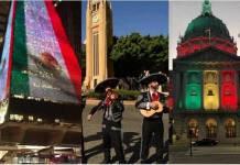 2021, Celebraciones de Independencia de México