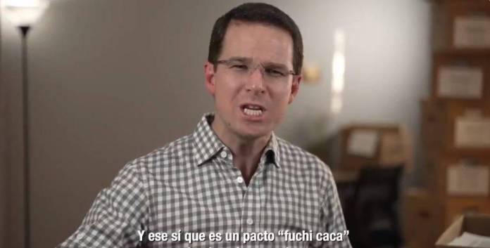 Ricardo Anaya anuncia miniserie con su verdad
