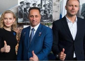 En octubre Rusia realizará primer película rodada en el espacio