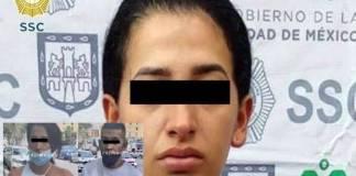 Cae escort de banda colombiana dedicada a robar casas en la CDMX