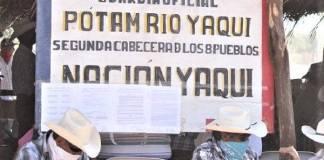 Búsqueda de Yaquis desaparecidos