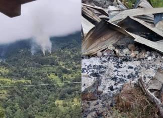 Grupo armado ataca a comunidades indígenas de Oaxaca