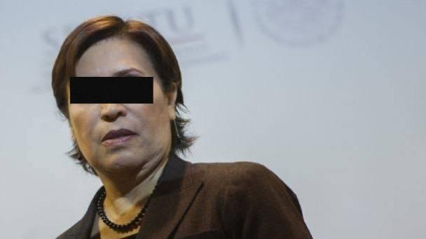 Rosario Robles gana amparo; juez ordena revisar si puede salir de prisión