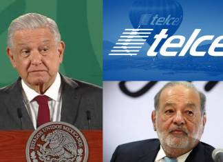 """AMLO le dijo a Slim que no todo México era """"territorio Telcel"""""""