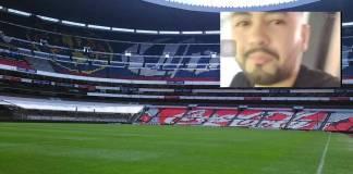 Aficionado armado amenazó a americanistas en el Estadio Azteca