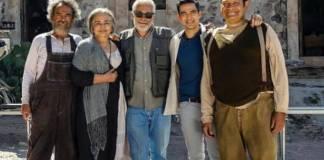 Filmación de ¡Qué viva México! deja fuerte derrama económica en Real de Catorce