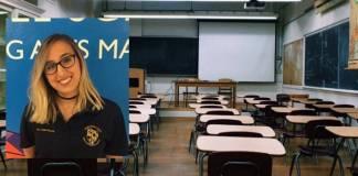 Detienen a maestra latina que tuvo relaciones sexuales con un menor