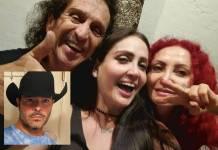 Chela y Alex Lora defienden a Celia Lora tras denunciar acoso de Pablo Montero