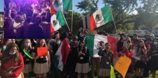 Mexicanos hacen baile masivo del 'Payaso de Rodeo' tras sufrir discriminación en EE.UU