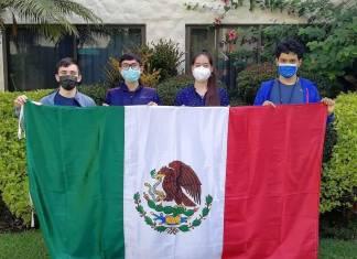 Estudiantes mexicanos ganan oro en olimpiada de matemáticas
