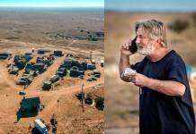 Director de Rust rompe el silenció tras accidente en el que Alec Baldwin mató a una mujer