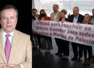 Líder de Frena se lanza contra Sí por México