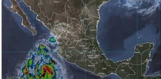 Canadá alerta a viajeros por ciclón en el noroeste de México