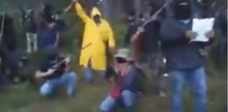Altamirano; Chiapas; surgen autodefensas