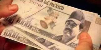 "Billetes de ""el Mayo"" Zambada"