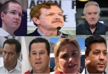 PAN presenta suspirantes presidenciales