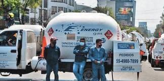 Gaseros comisionistas convocan a paro