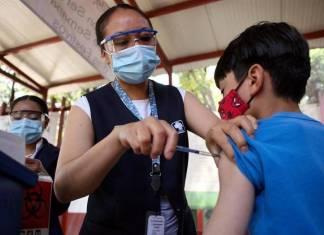 Arranca el lunes vacunación de adolescentes con comorbilidades en CDMX