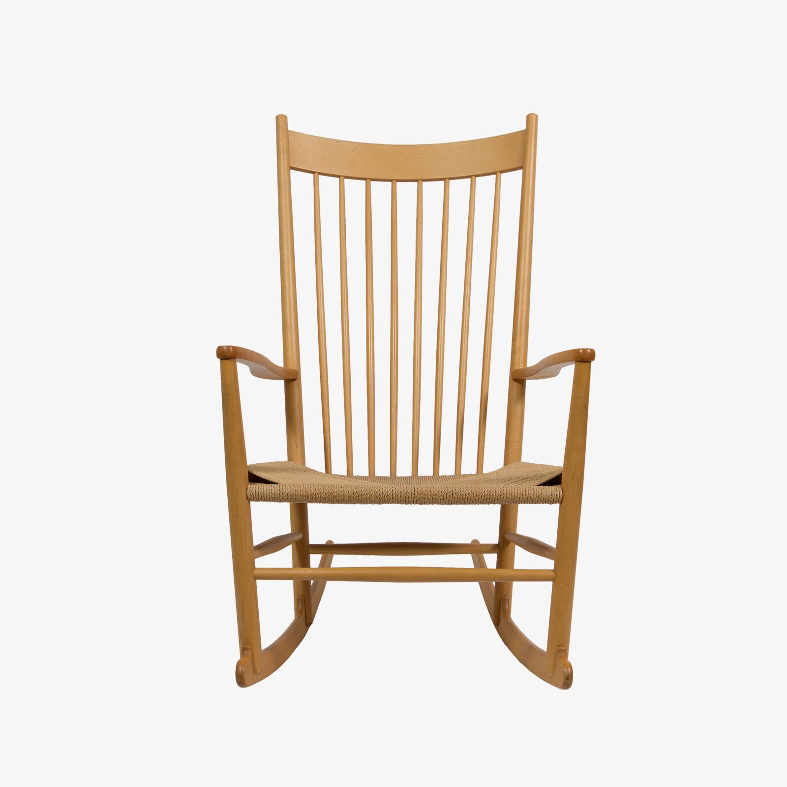 hans wegner rocking chair office factory  regeneration
