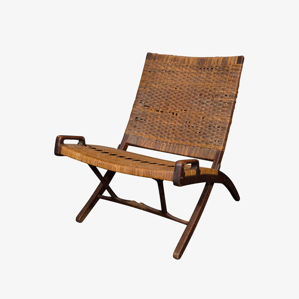Hans Wegner Folding Chair Hans Wegner Folding Lounge Chair Regeneration