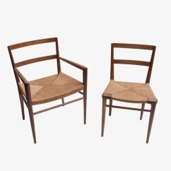 Woven Dining Chair Wooden Table And Chairs For Toddler Hand Rush Seat By Smilow Furniture