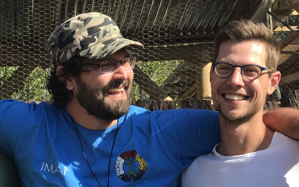 Zach Loeks talks ecological rap, world wide regenerative projects and more: 061