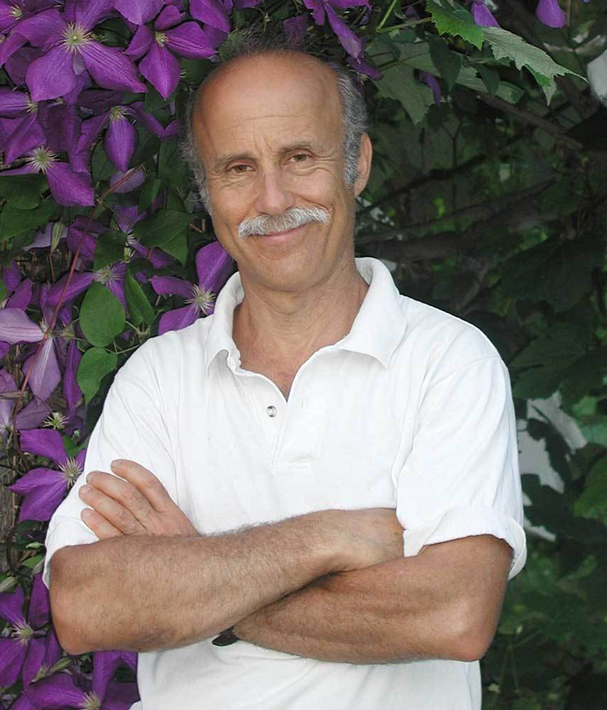 The ever curious gardener with author and soil scientist Lee Reich: 079