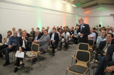Regenis - Bioenergie Symposium 2017 - Diskussion 02