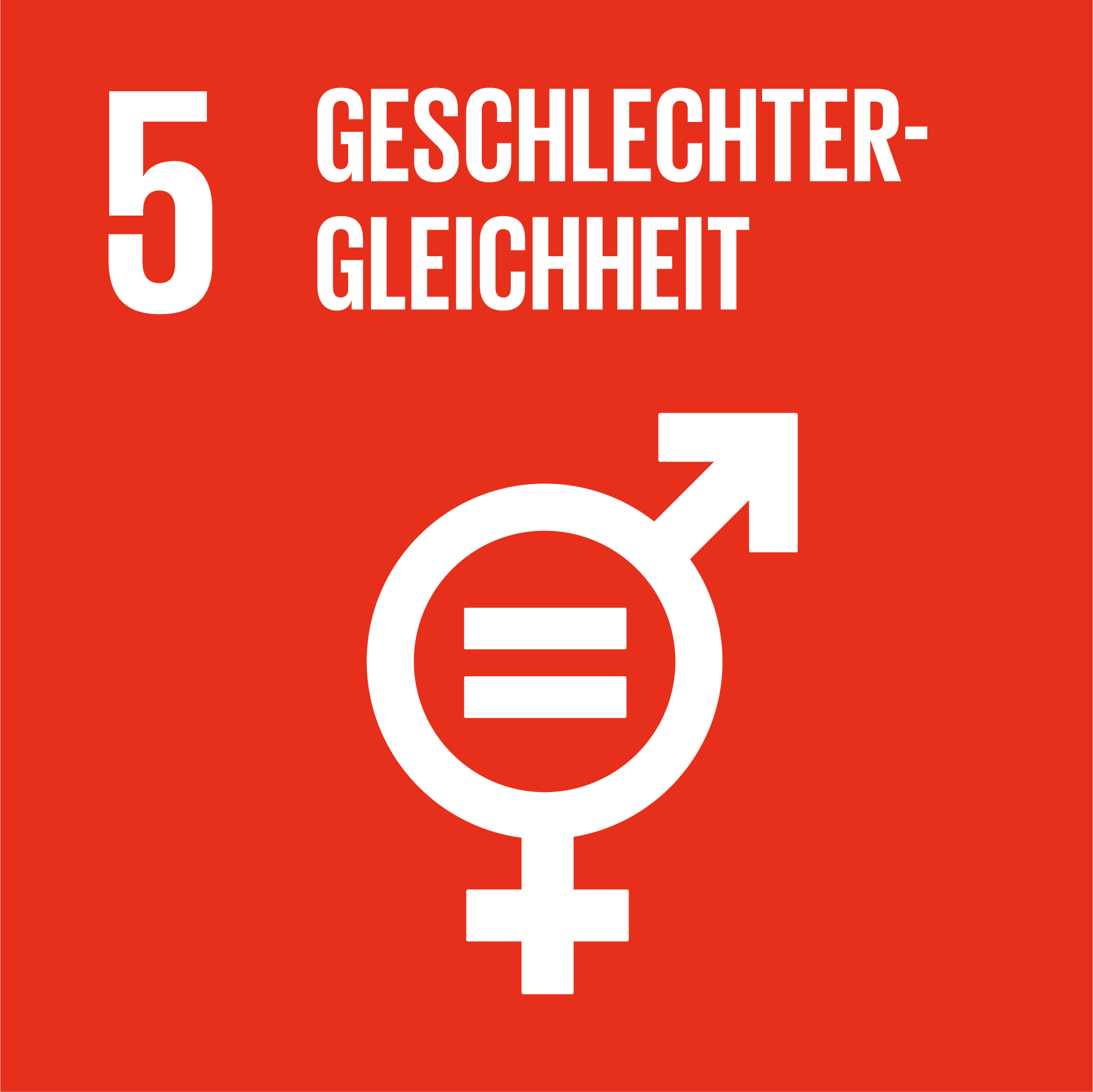 Regensburger Nachhaltigkeitswoche - SDG 5