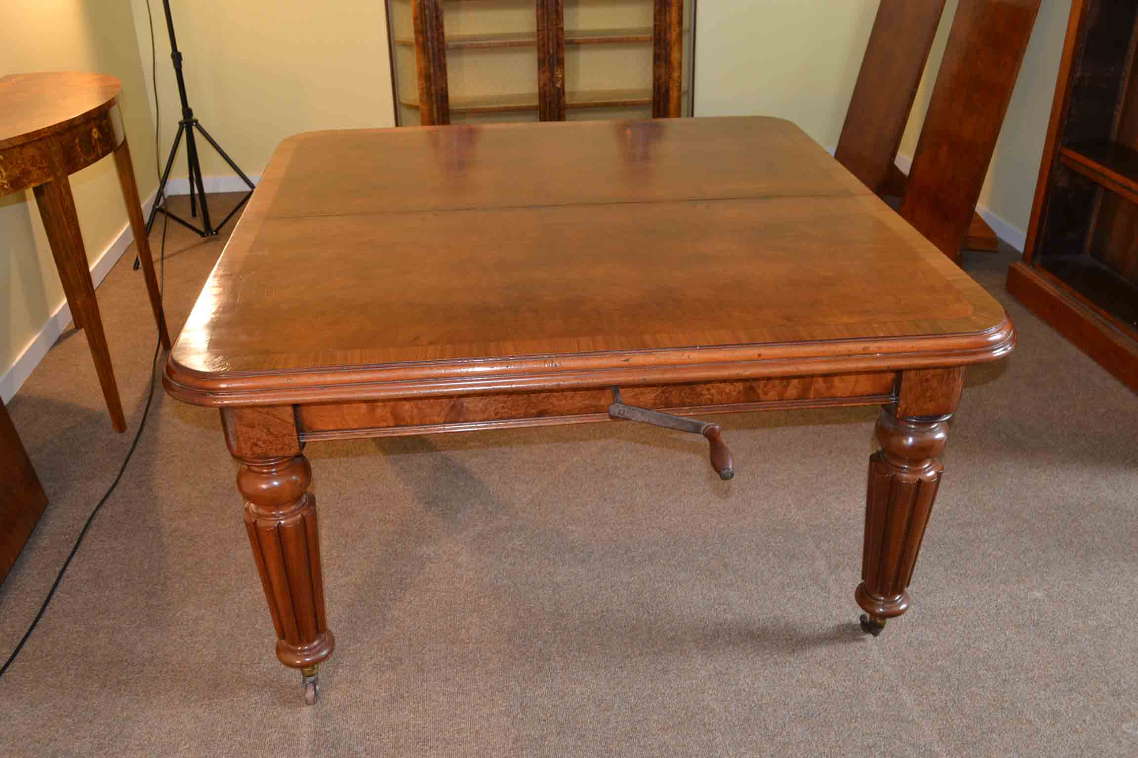 12 Chairs Regent Antiques Dining Tables And Chairs Table And