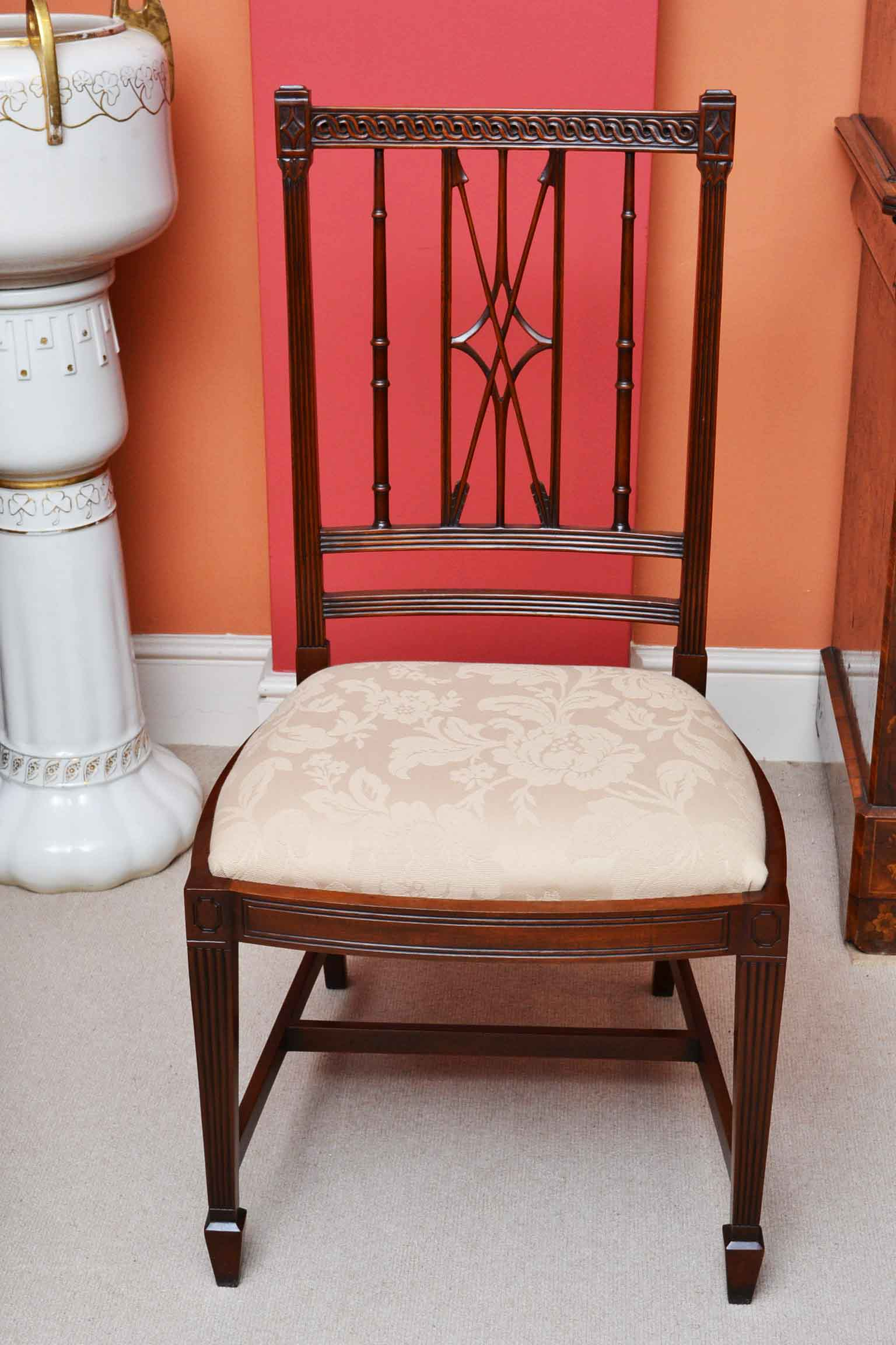 Vintage Dining Chair Regent Antiques Dining Tables And Chairs Dining Chairs