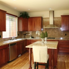 Stainless Kitchen Island Shallow Cabinets The Willows | Regent Homes