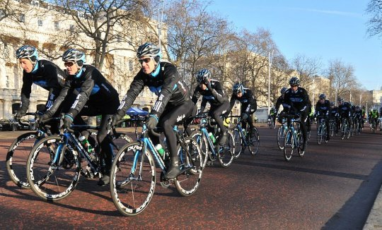 Pro Teams in Regent's Park
