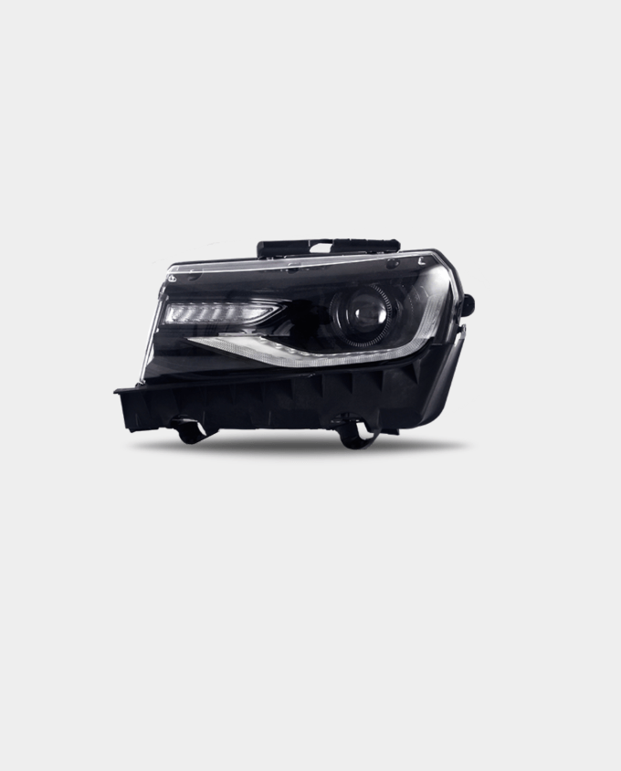 camaro head lights