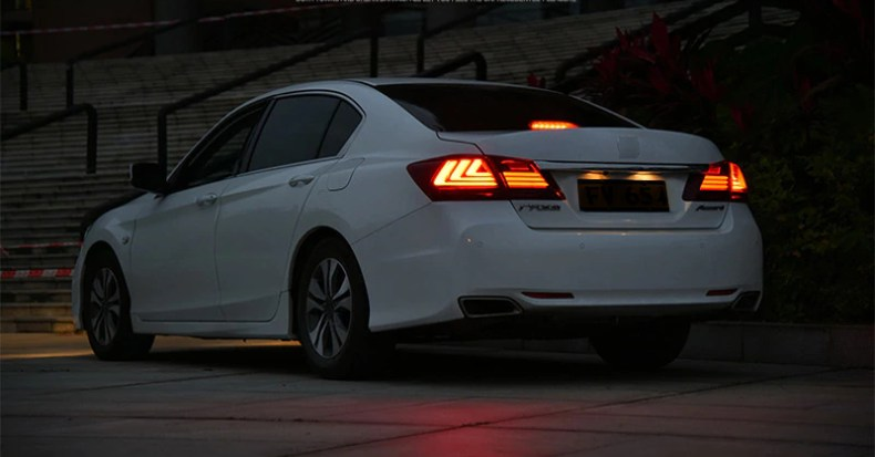 honda accord tail lights qatar