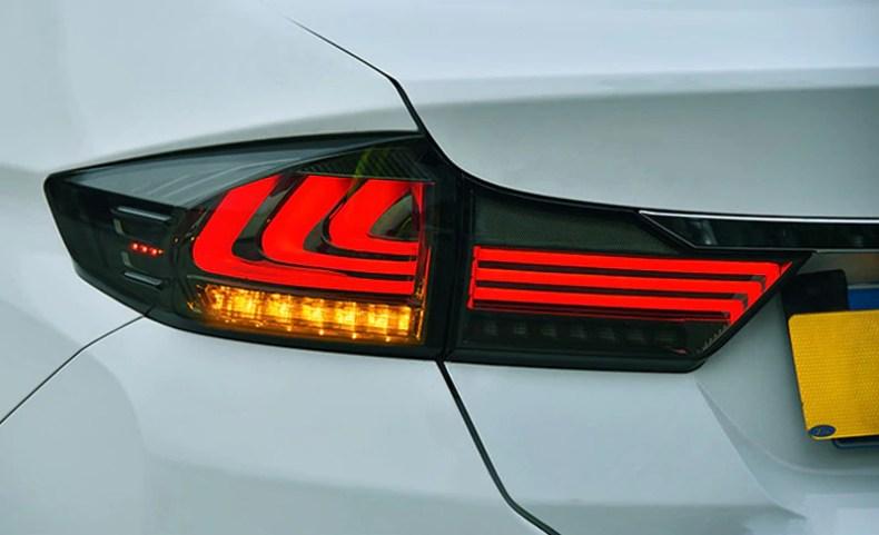 Honda city taillight taillamp tail lamp light
