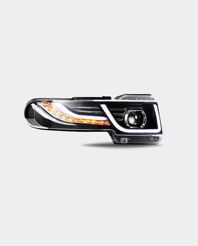 fj headlights