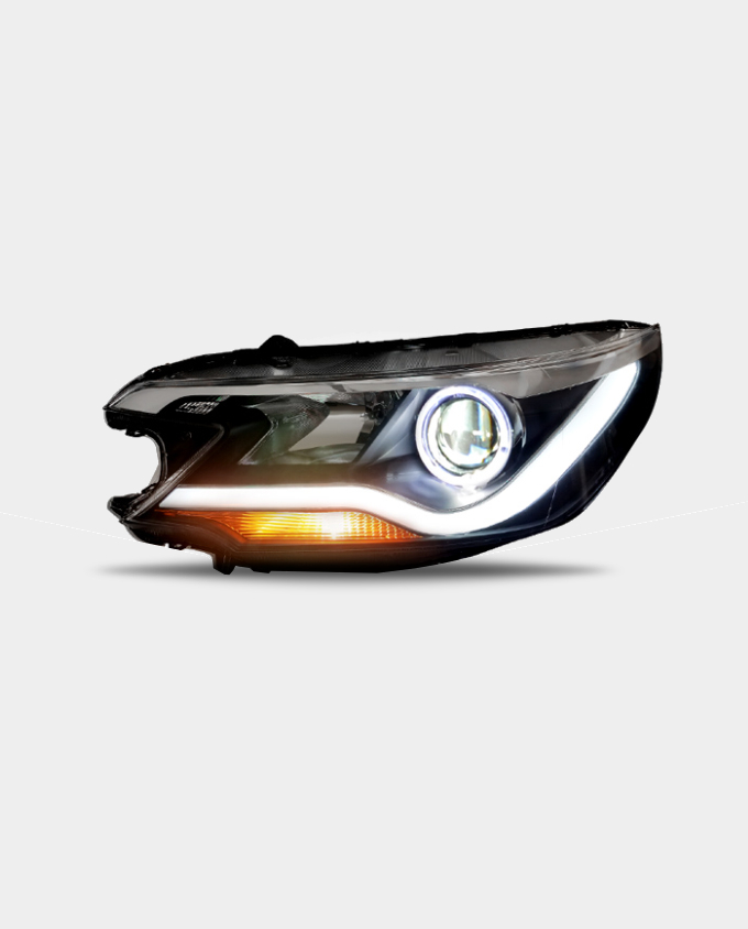 honda cr-v headlights