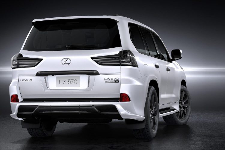 lexus lx 570 tail lights qatar