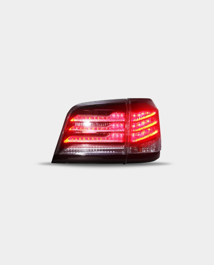 lexus LX570 tail lights qatar