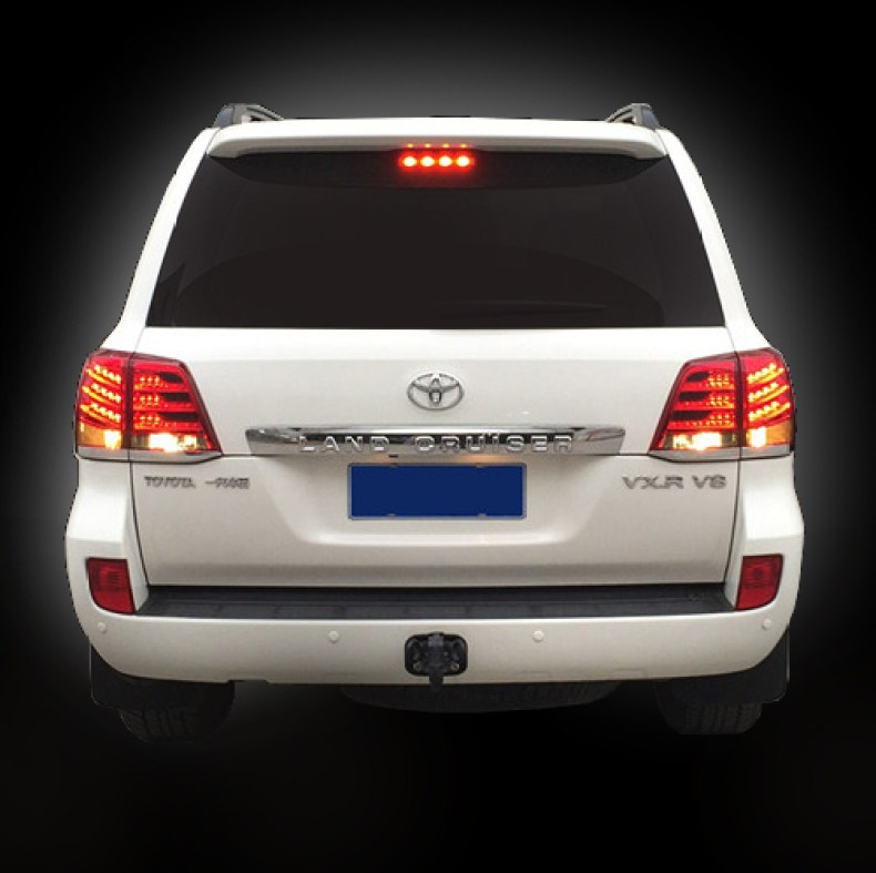 landcruiser tail lights qatar